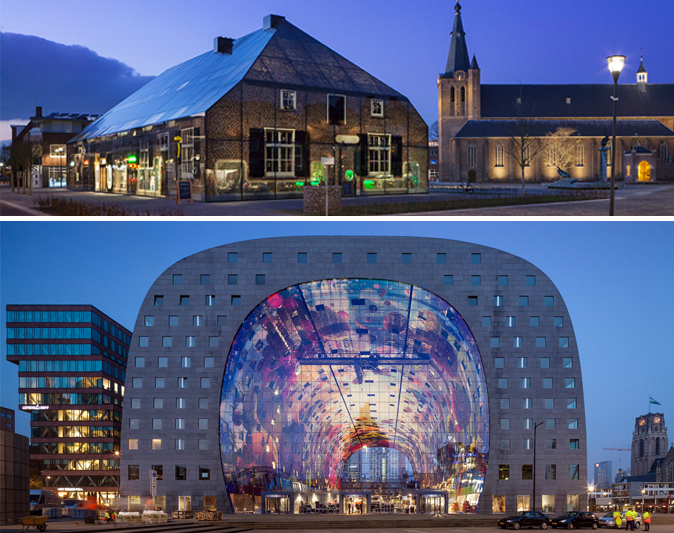 Markthal and Glass Farm nominated for the European Union Prize for Contemporary Architecture – Mies van der Rohe Award 2015