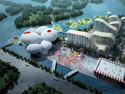 China Comic & Animation Museum