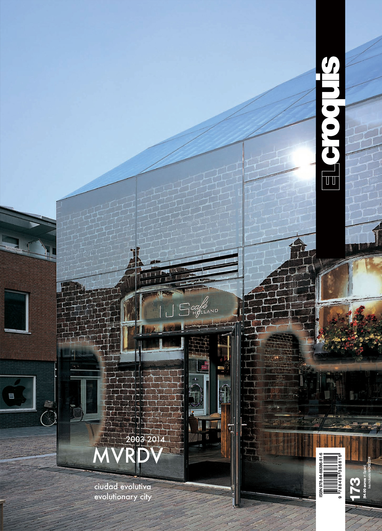 Evolutionary Cities: El Croquis publishes third MVRDV issue