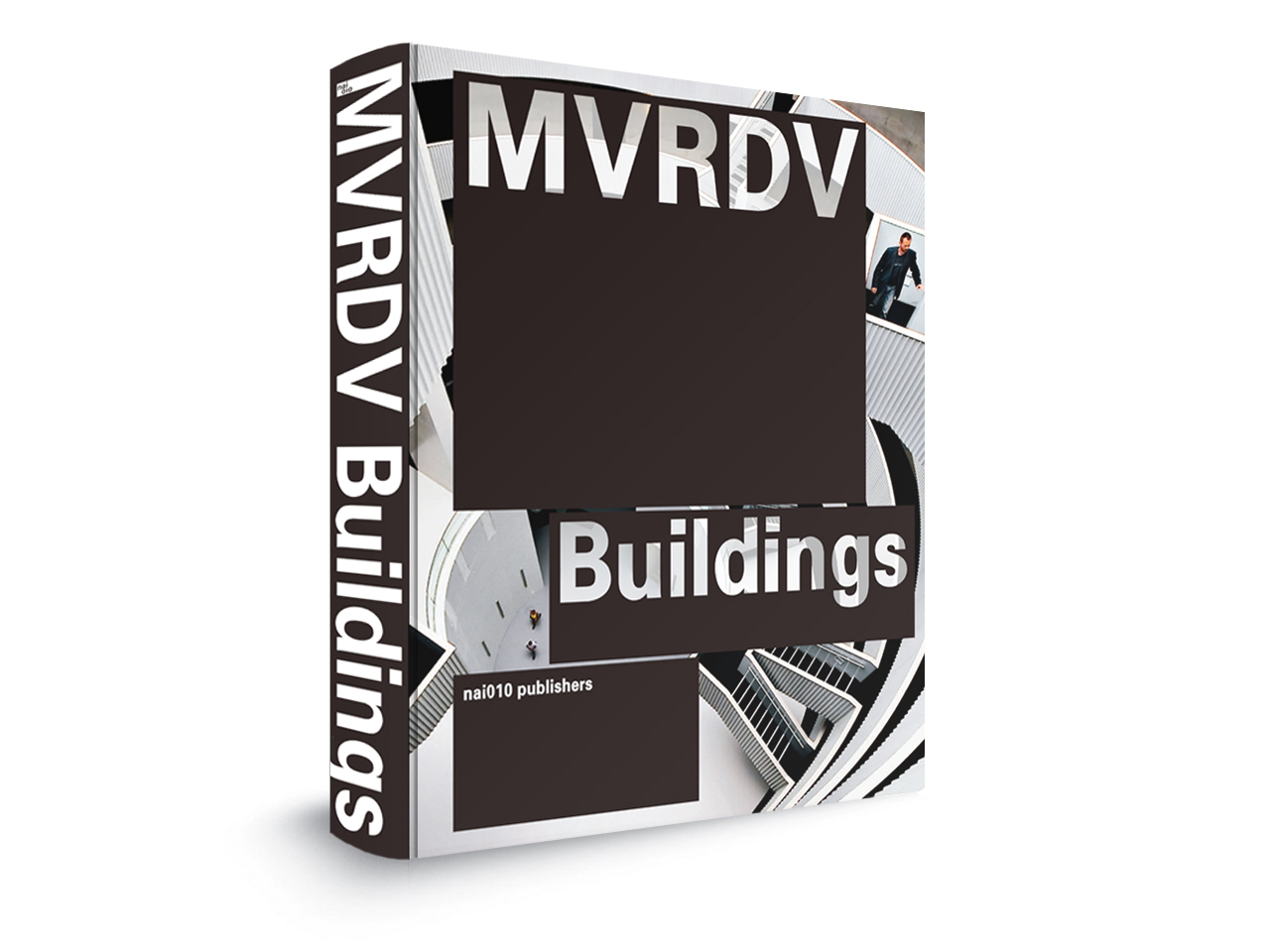 now Available to Pre-Order: MVRDV's First ARCHITECTURAL Monograph  'MVRDV buildings'