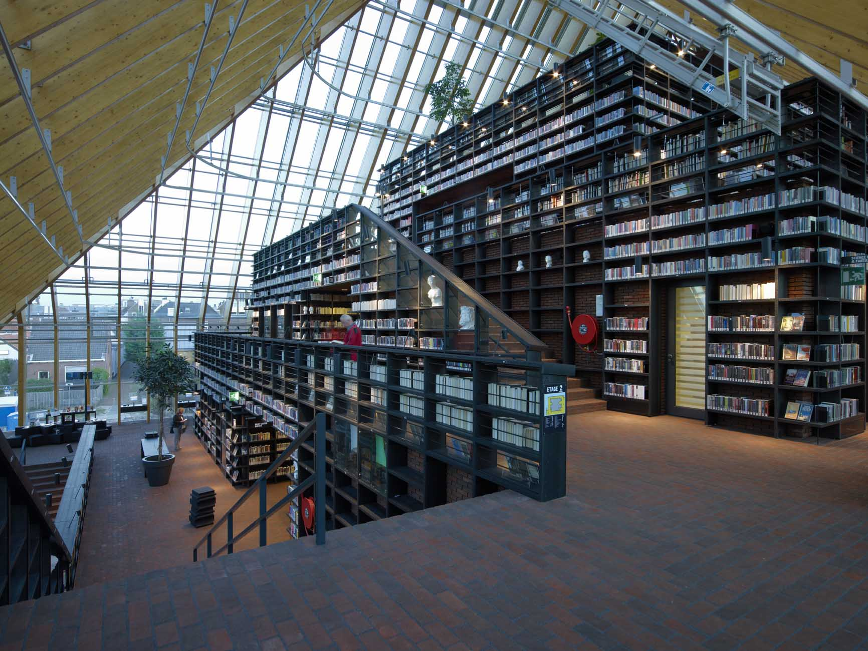 book mountain and dijon teletech both nominated for Mies van der Rohe award 2013