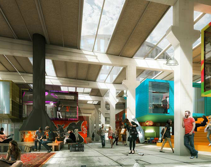 Funding secured for Roskilde Festival Folk High School, to open in 2017