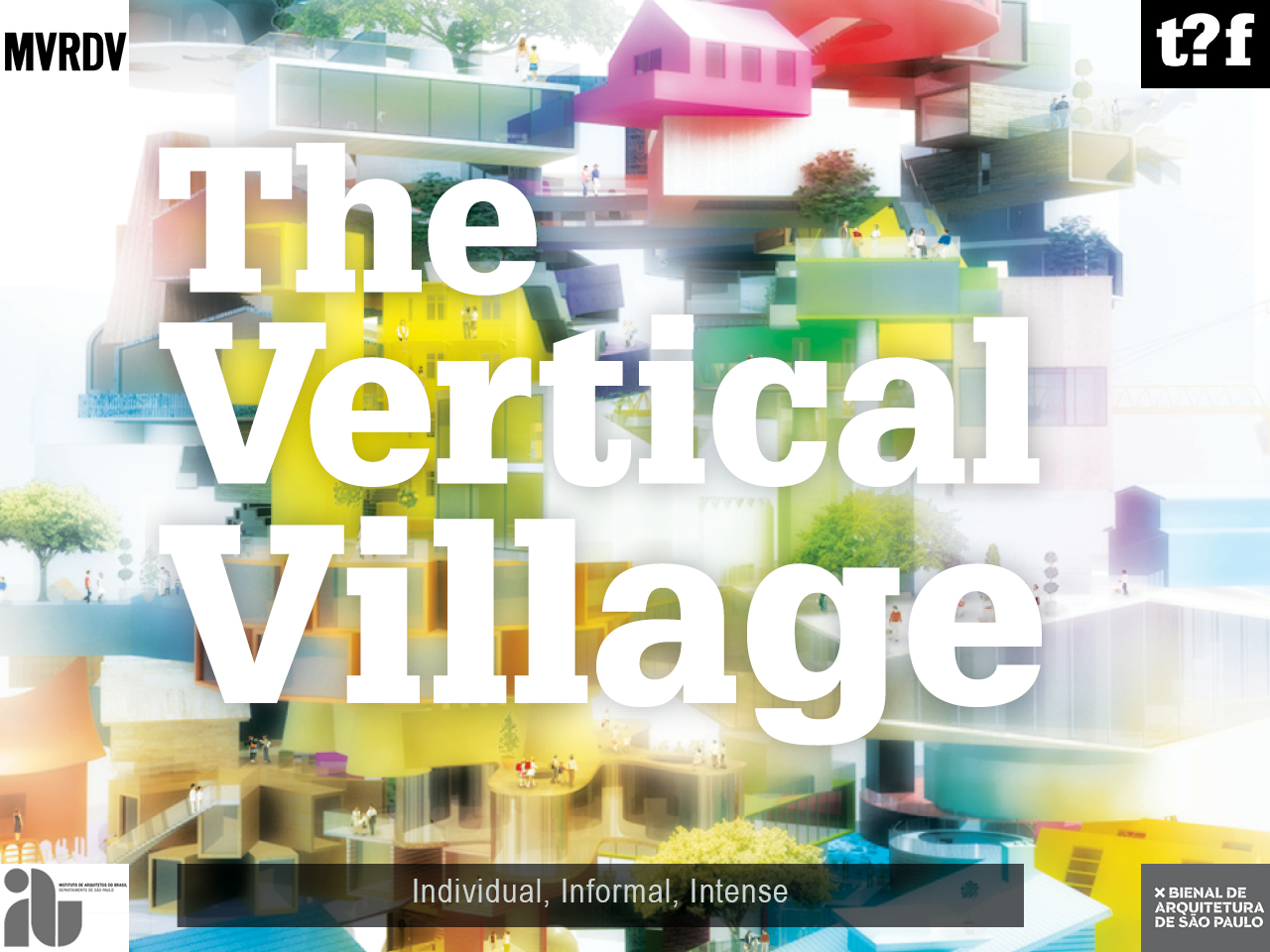 Vertical Village and Freeland at the X Bienal São Paulo