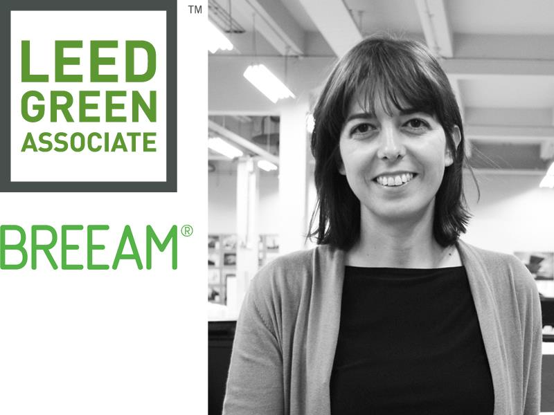 mvrdv's architect marta pozo gil becomes official breeam/leed assessor