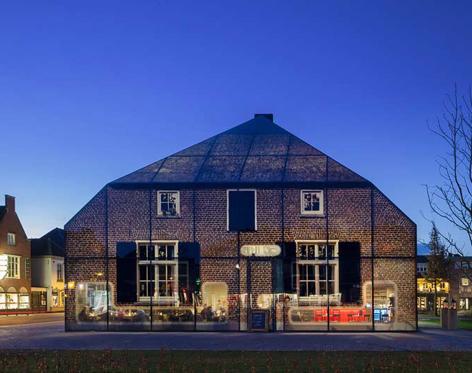 Glass Farm wins Netherlands Glass Award