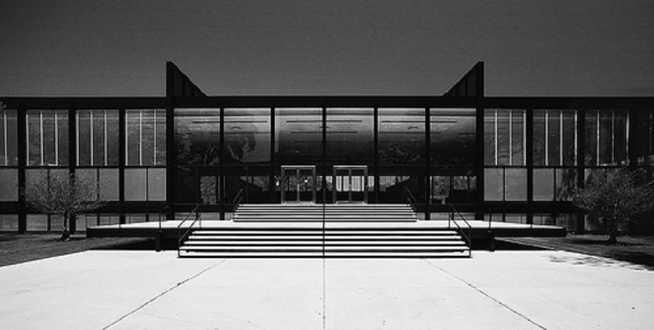 'What's Next' Winy Maas lectures at IIT Chicago on February 4th in Mies' Crown Hall