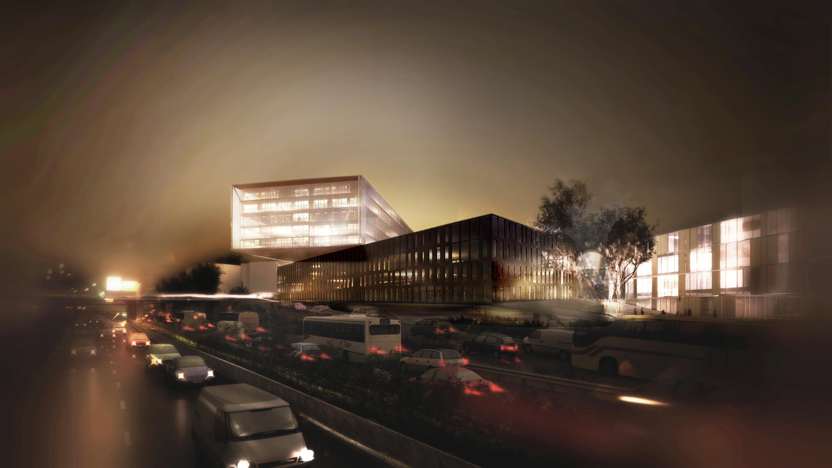 mvrdv win competition with the beam in France