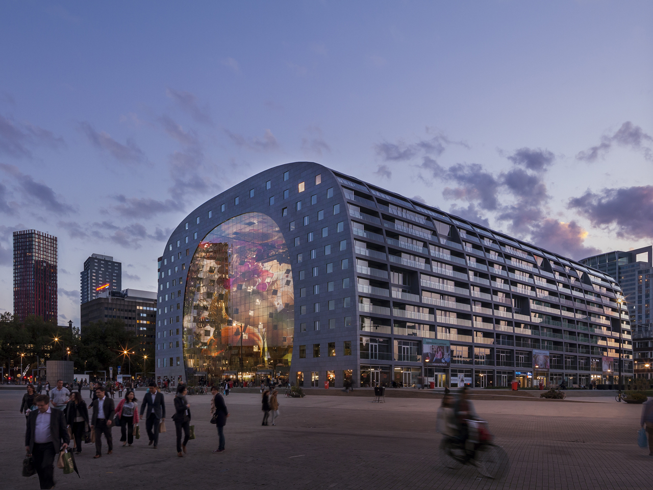 Jan Knikker to lecture on Markthal effect in Ludwigsburg, Germany, on November 13th