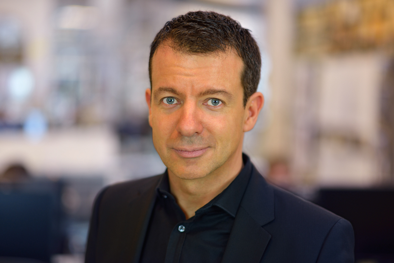 Jan Knikker appointed Partner at MVRDV to lead Strategy and Communication department