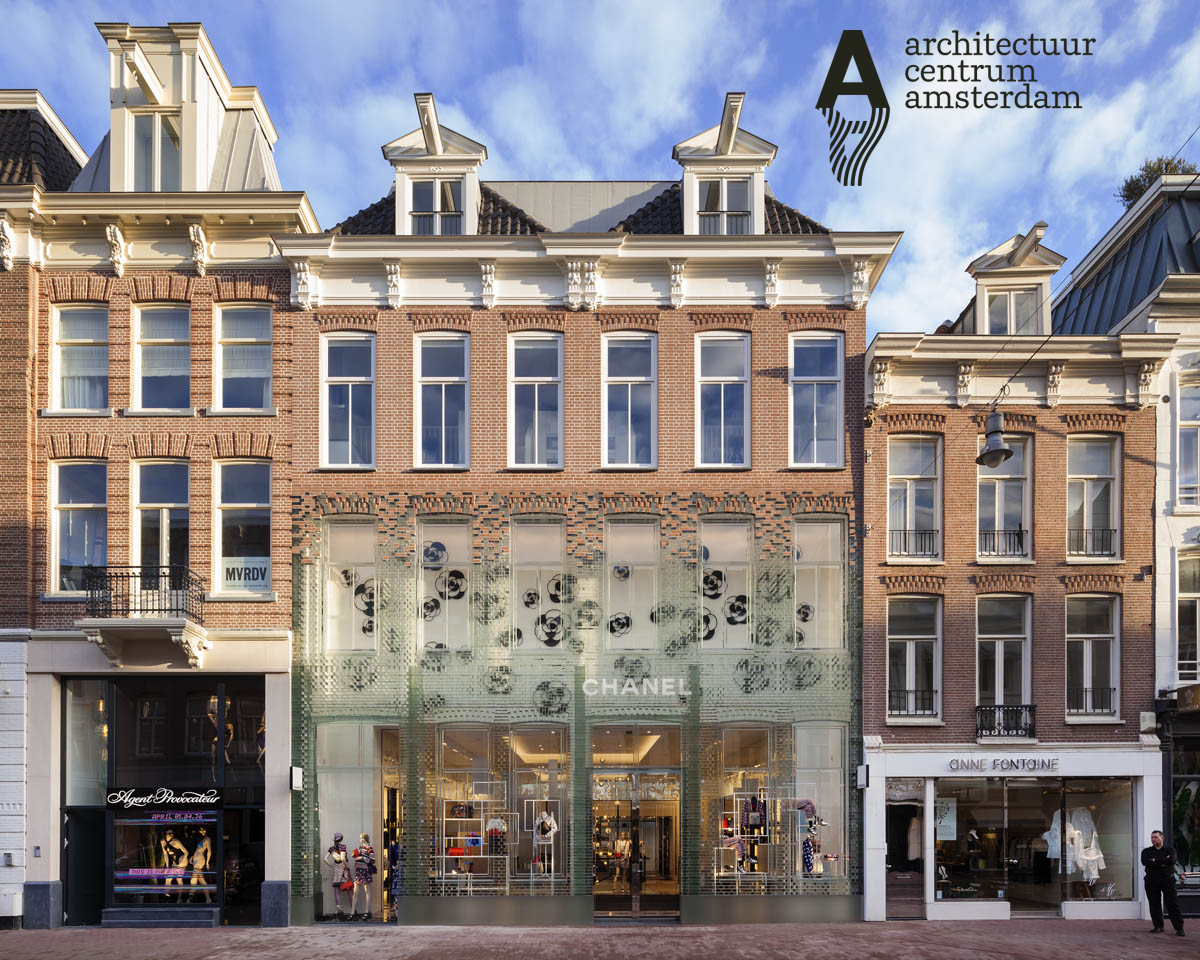 Crystal Houses nominated for Amsterdam Architecture Prize 2017