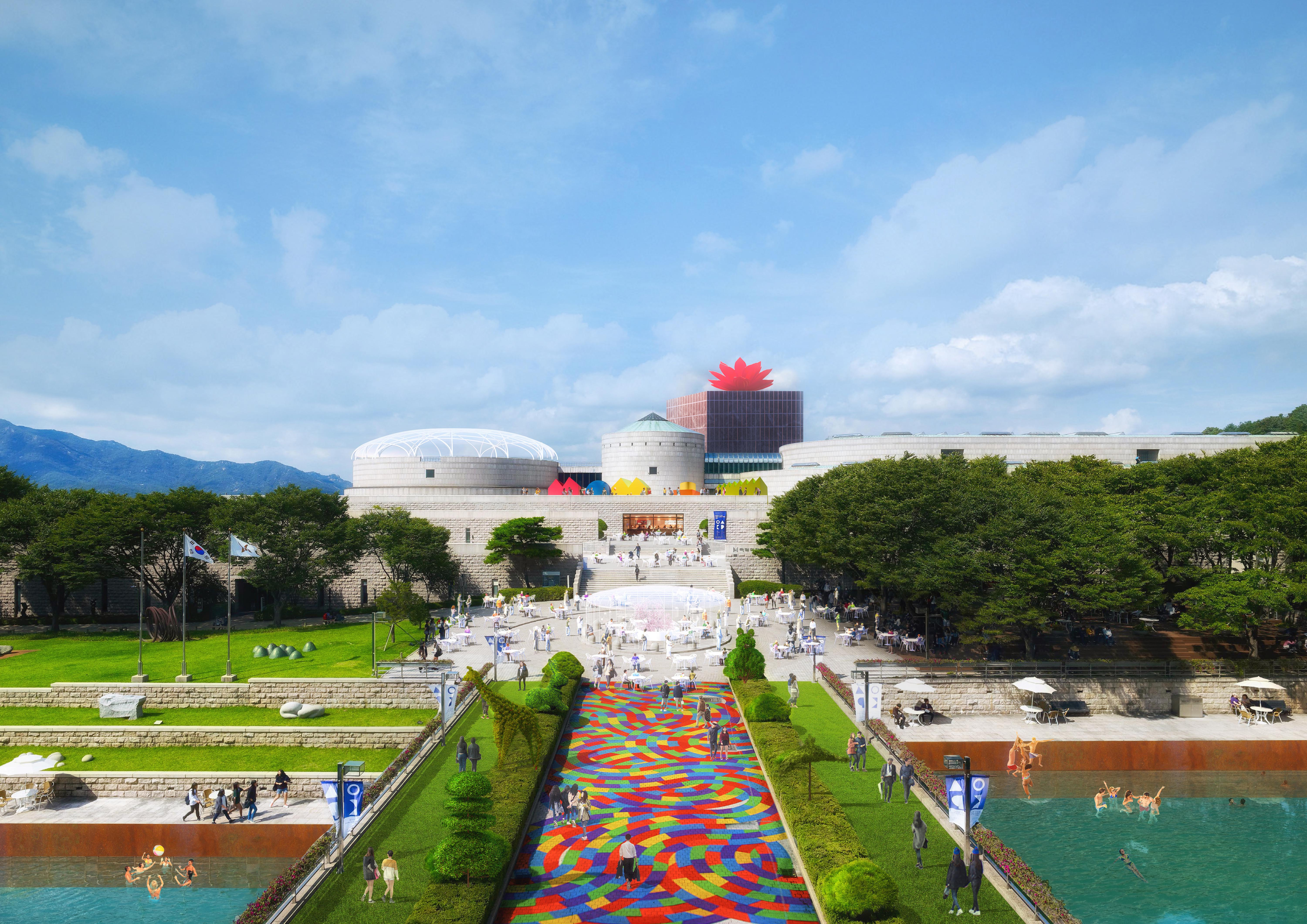 Rethinking Space: Voyage of Imagination at MMCA, Gwacheon, Korea