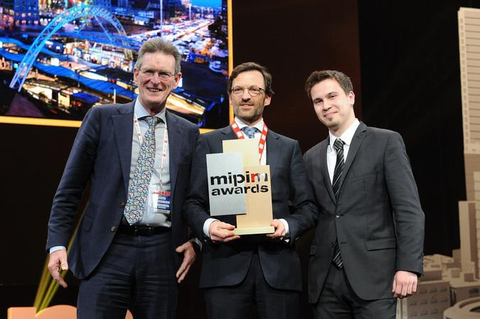 Markthal wins the 2015 MIPIM Award for best shopping centre