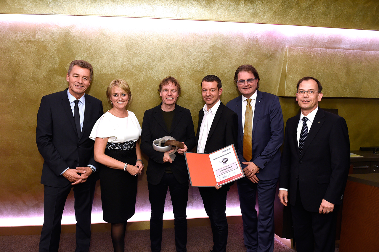 Markthal wins European Innovation Award