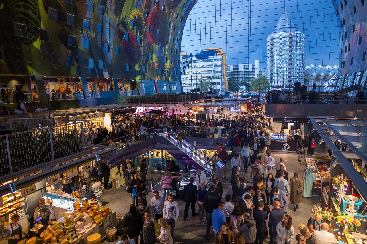The Markthal has been nominated for Dutch BNA Best Building of the Year Award and we need your help!