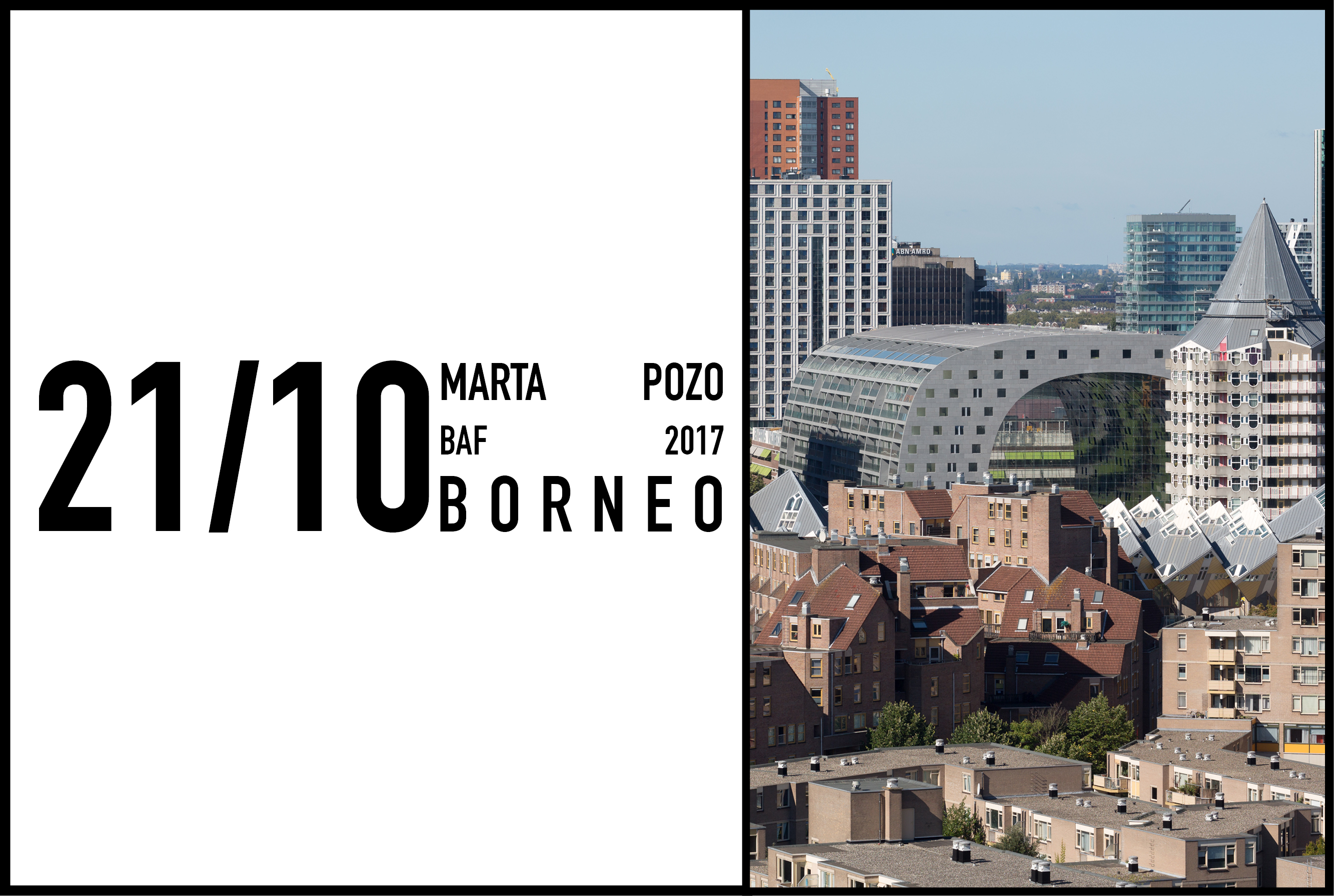 Marta Pozo to speak at Borneo Architecture Festival, 21 October 2017