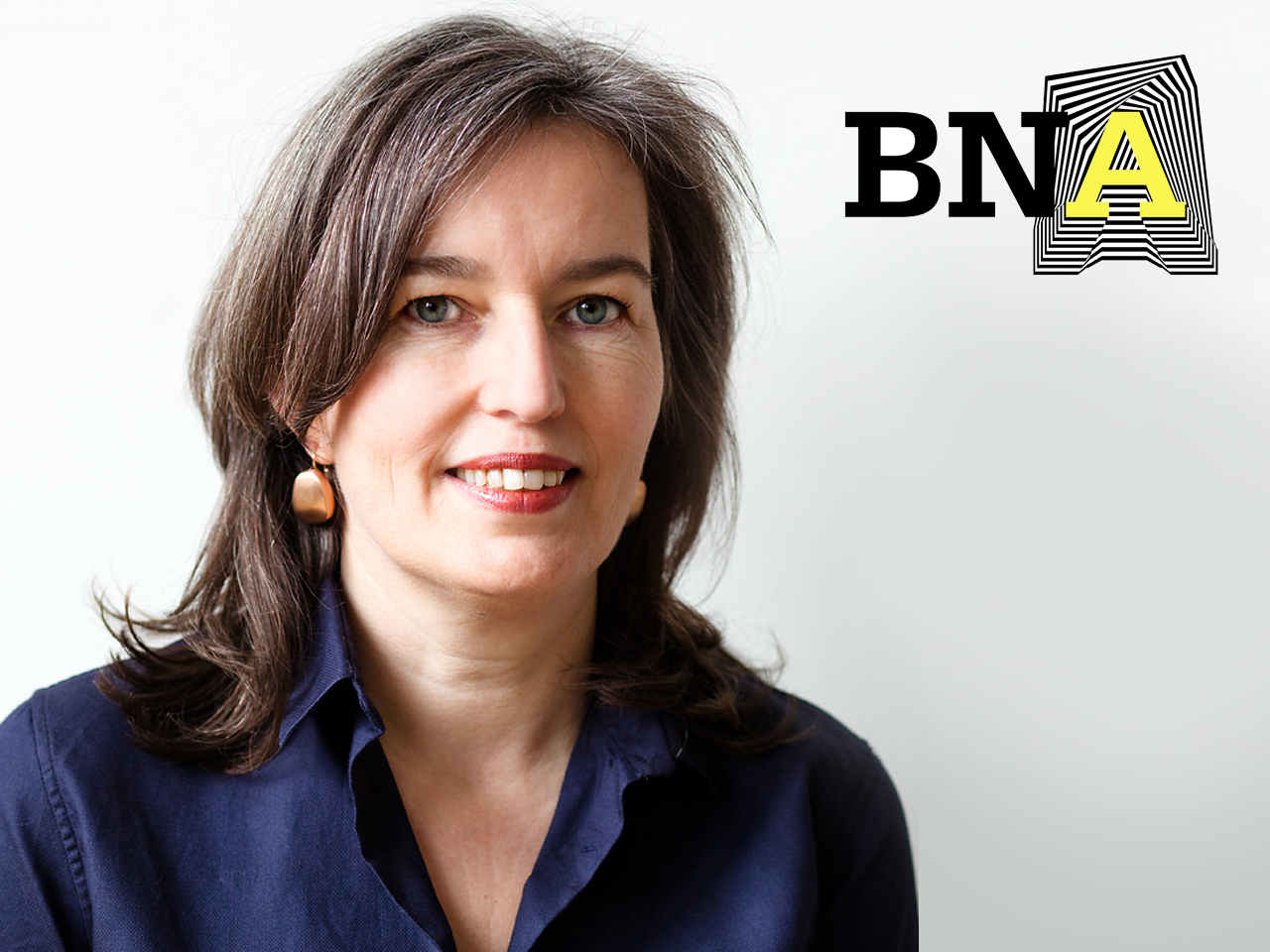 Nathalie de Vries confirmed as chair of the Royal Institute of Dutch Architects (BNA)