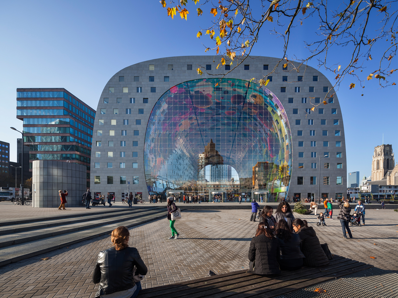 Markthal win FGH Real Estate Award 2016