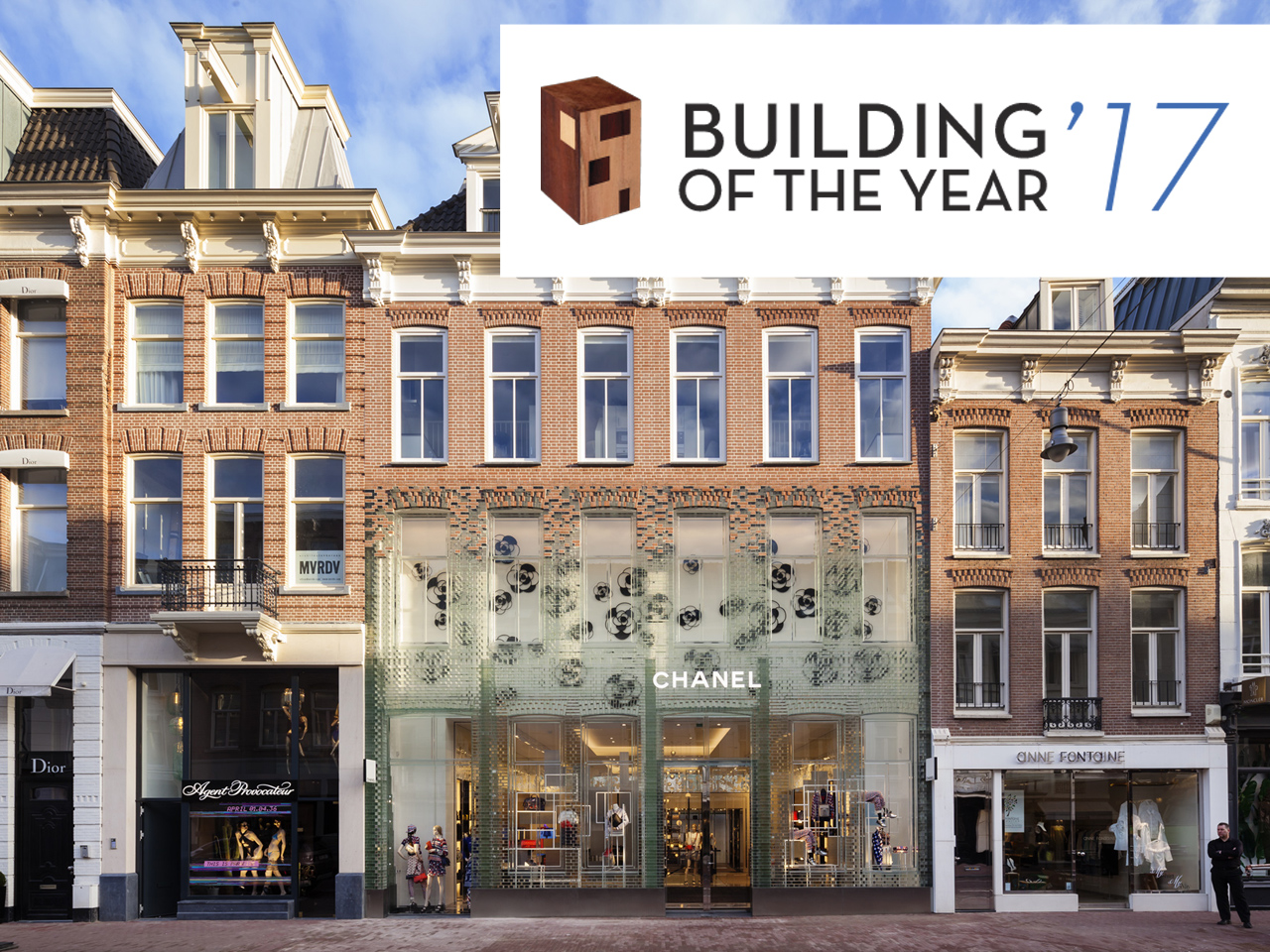 Crystal Houses win Commercial Architecture Category in ArchDaily Building of the Year Awards '17
