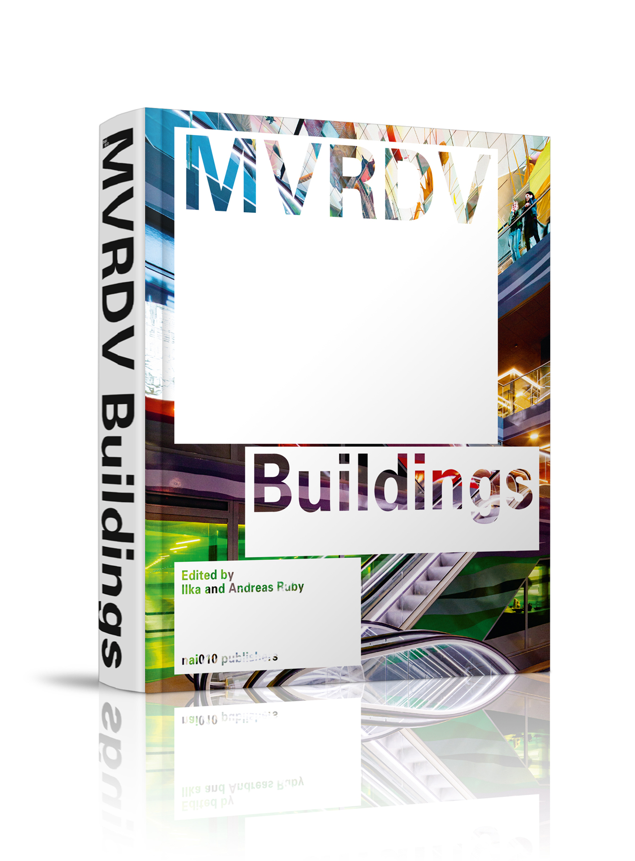 Updated Edition of MVRDV Buildings Monograph released after First Edition sells out