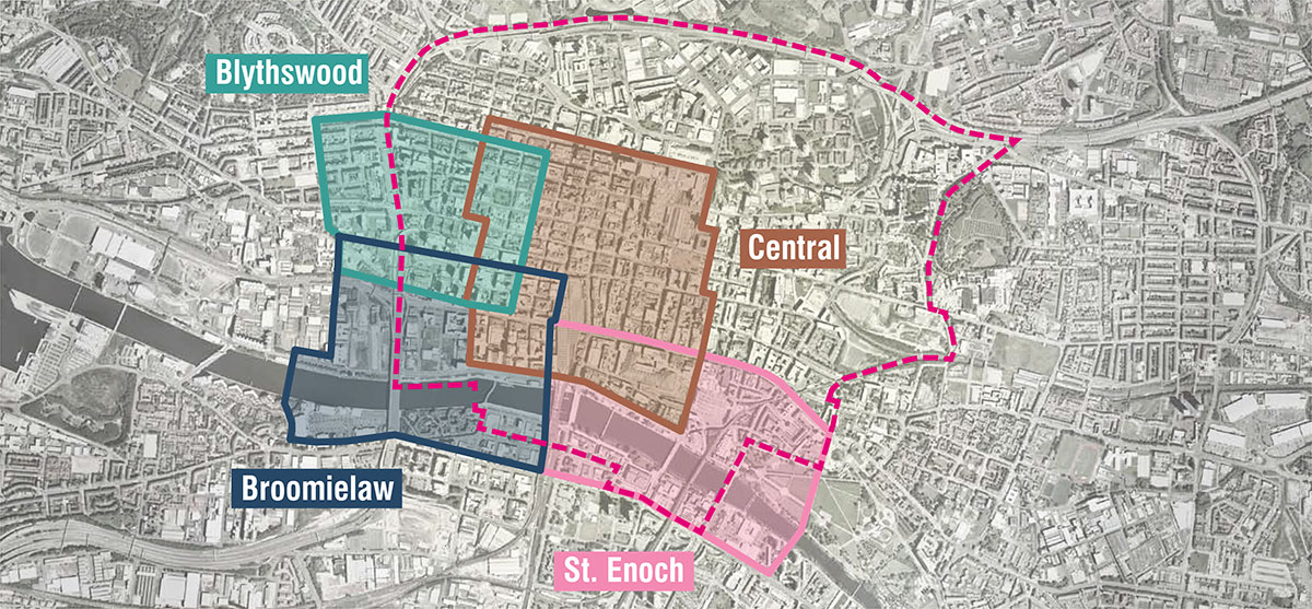 Next stage of regeneration strategy for Glasgow city centre launched