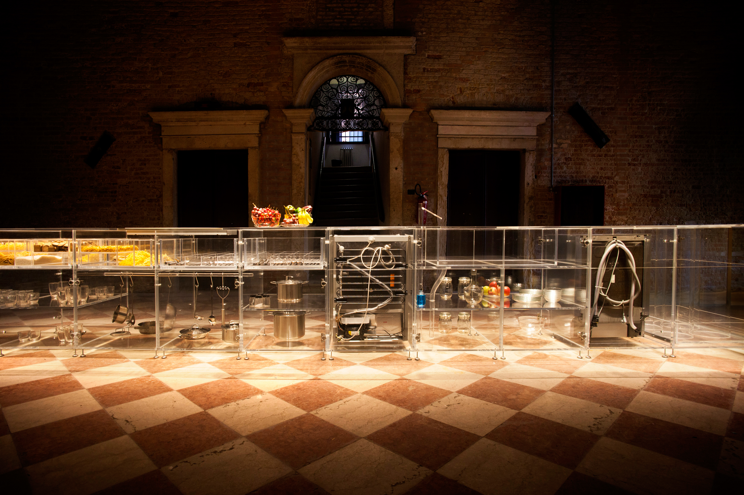 MVRDV present Infinity Kitchen at Venice Biennale 2016