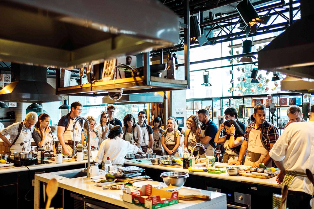 De Wereld van Smaak opens its doors at the Market Hall
