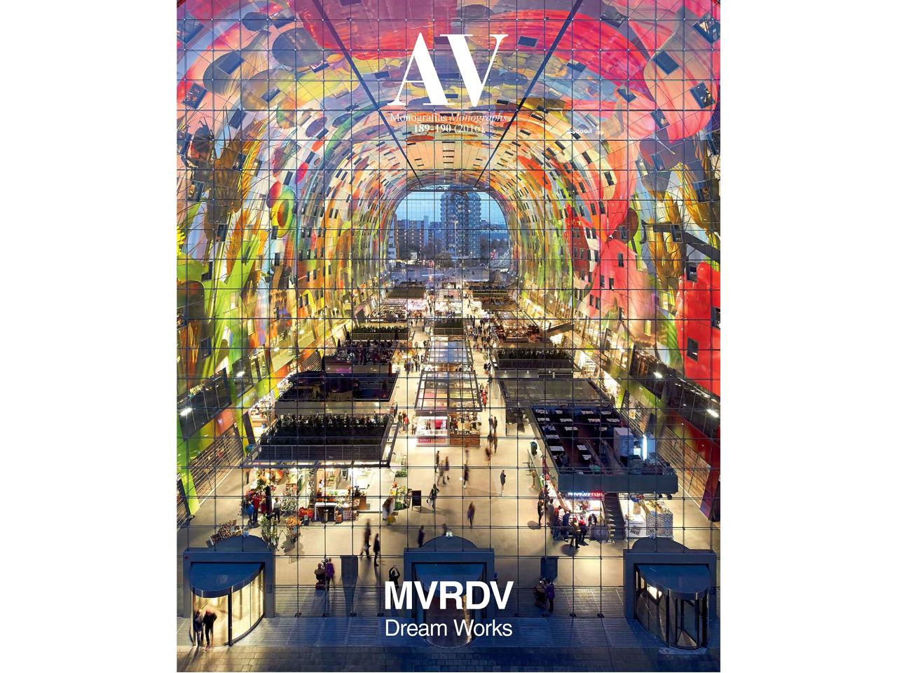 AV Monographs - MVRDV Dream Works