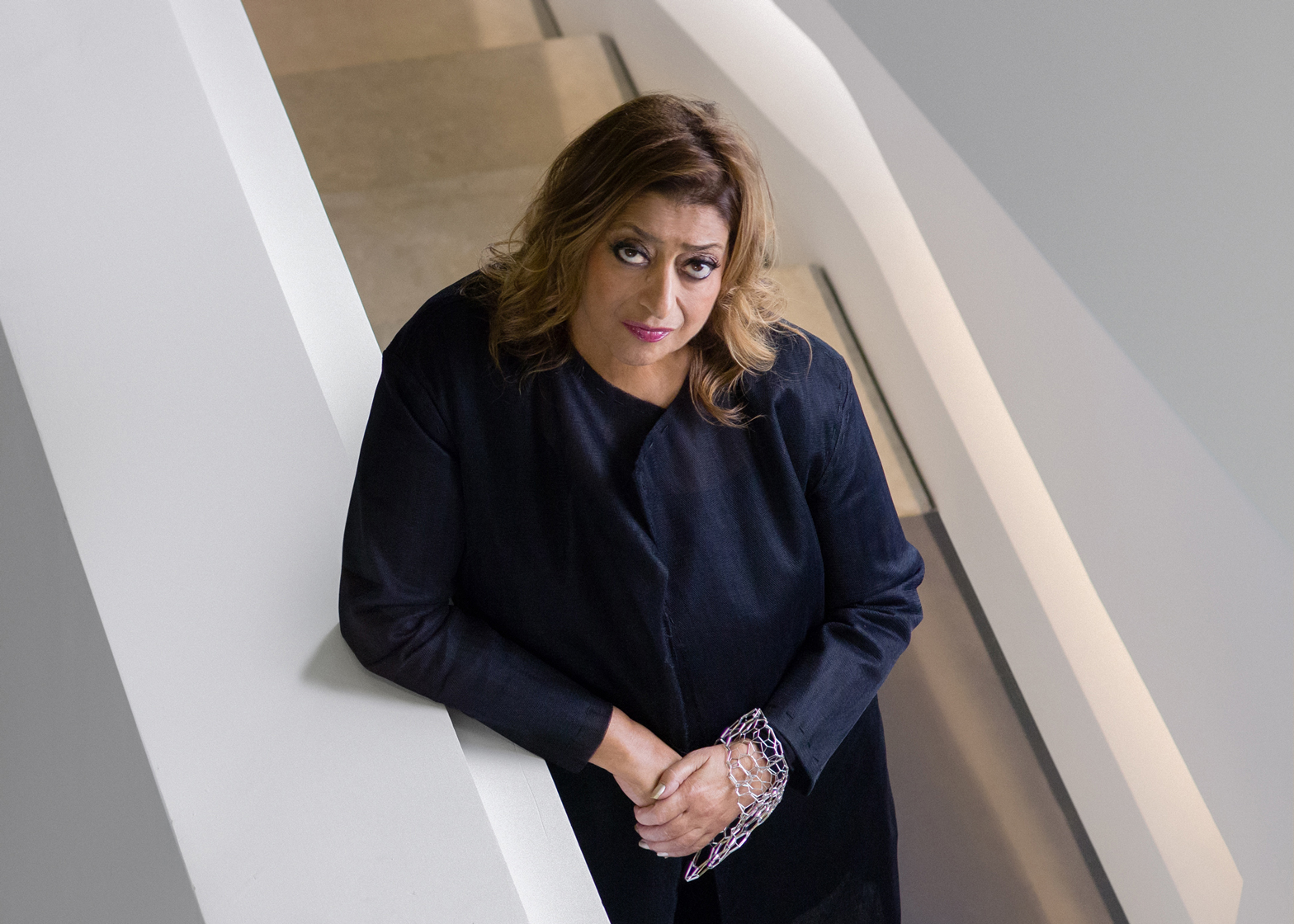Zaha Hadid a precious friend and colleague has died